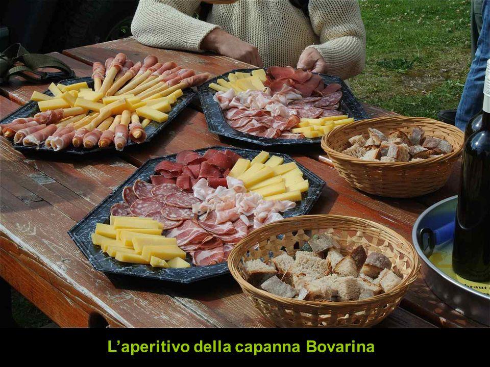 L'aperitivo della capanna Bovarina