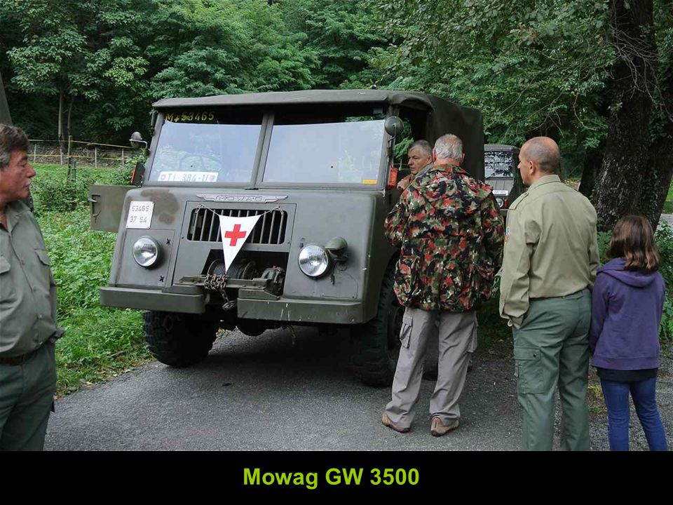 Mowag GW 3500