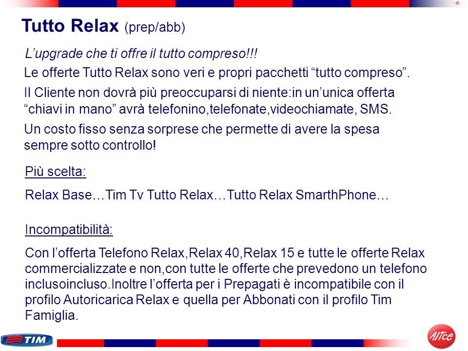 Tutto Relax (prep/abb)