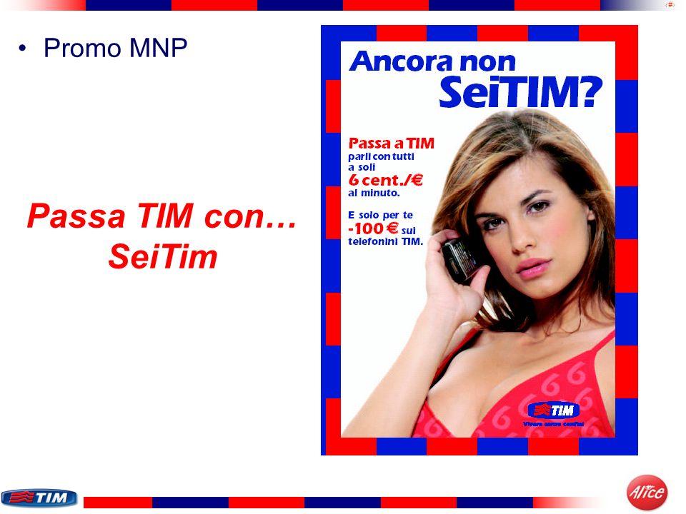 Promo MNP Passa TIM con… SeiTim