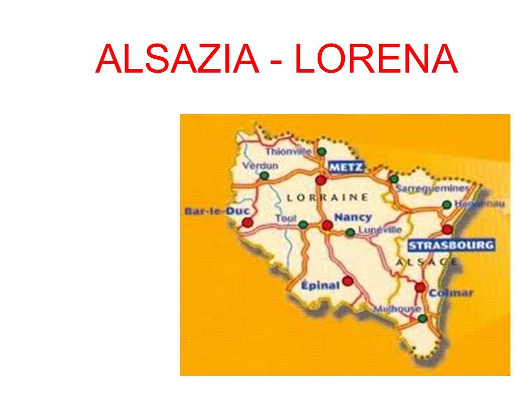 ALSAZIA - LORENA