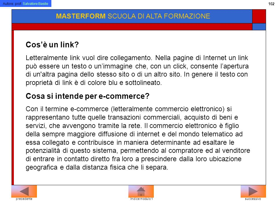 Cosa si intende per e-commerce