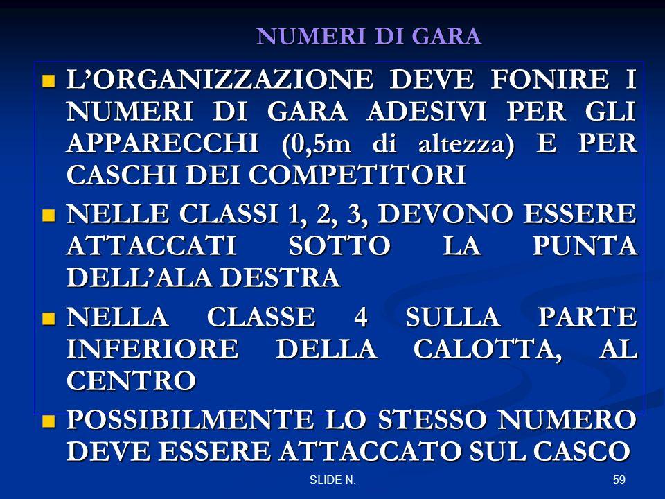 NELLA CLASSE 4 SULLA PARTE INFERIORE DELLA CALOTTA, AL CENTRO