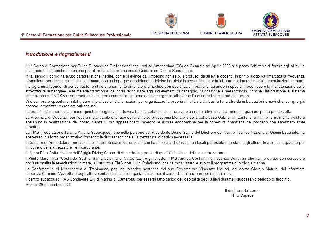 FEDERAZIONE ITALIANA ATTIVITÀ SUBACQUEE