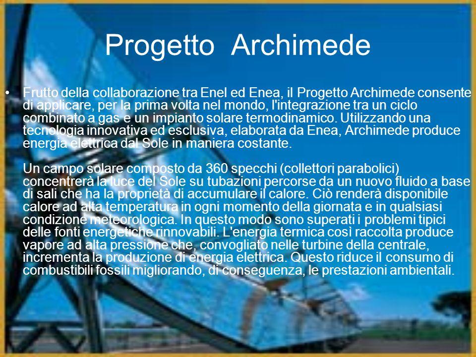 Progetto Archimede