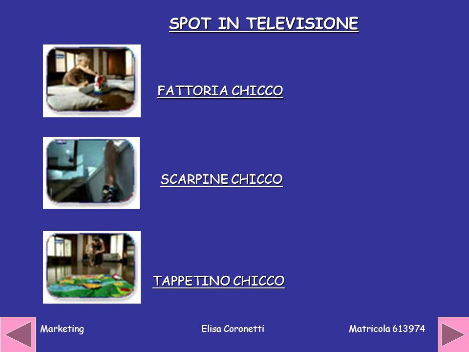 SPOT IN TELEVISIONE FATTORIA CHICCO SCARPINE CHICCO TAPPETINO CHICCO