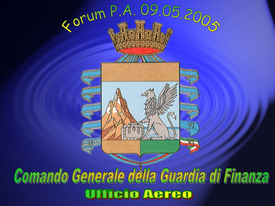 Comando Generale della Guardia di Finanza
