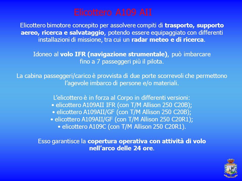 Elicottero A109 AII