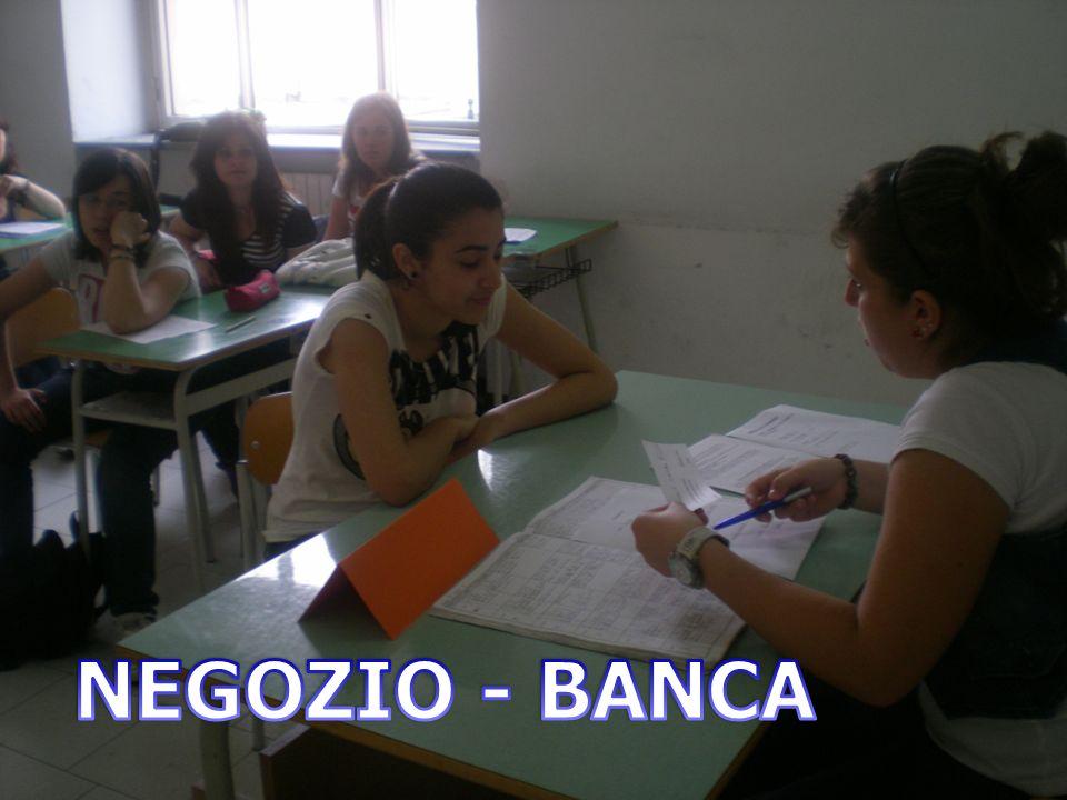 NEGOZIO - BANCA