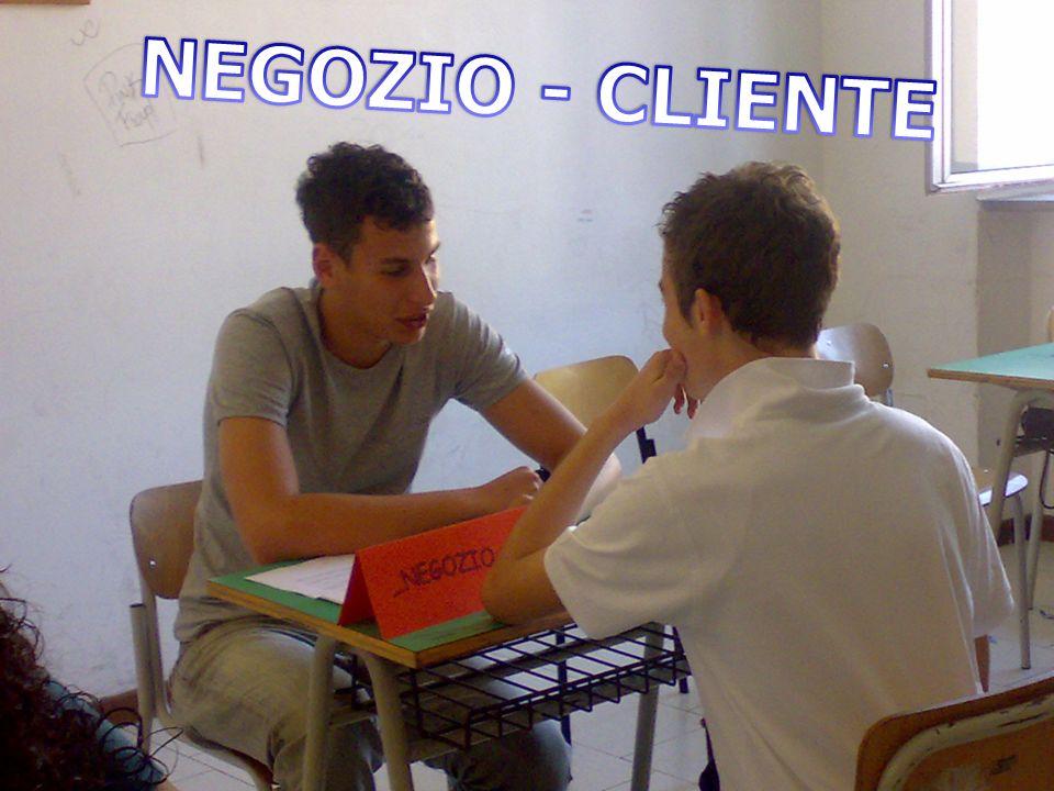 NEGOZIO - CLIENTE