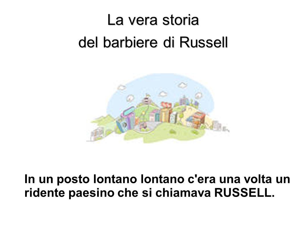 del barbiere di Russell