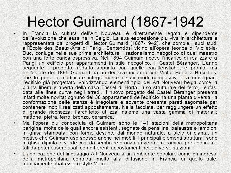 Hector Guimard (1867-1942