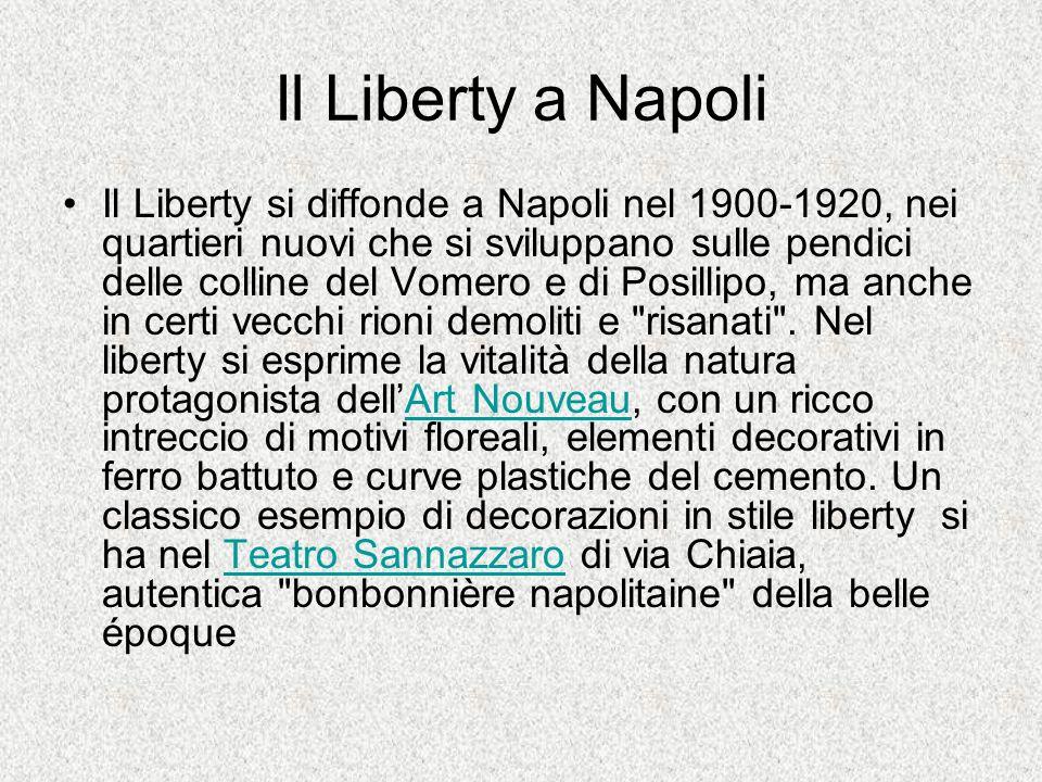 Il Liberty a Napoli