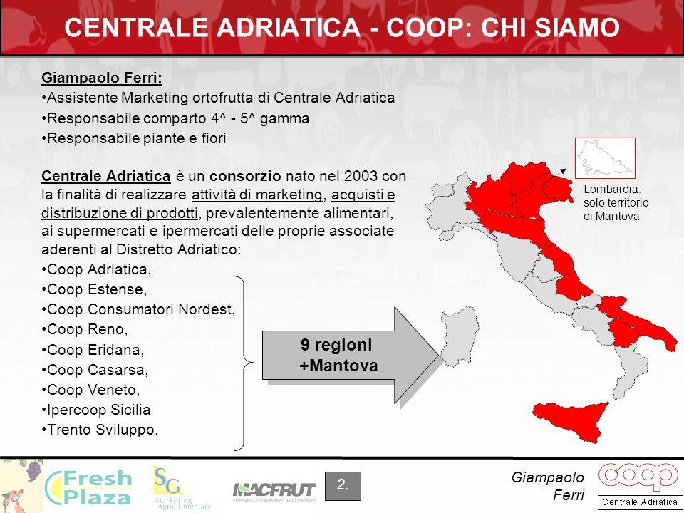 CENTRALE ADRIATICA - COOP: CHI SIAMO