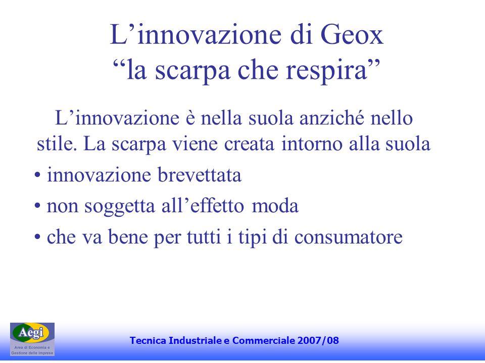 L'innovazione di Geox la scarpa che respira