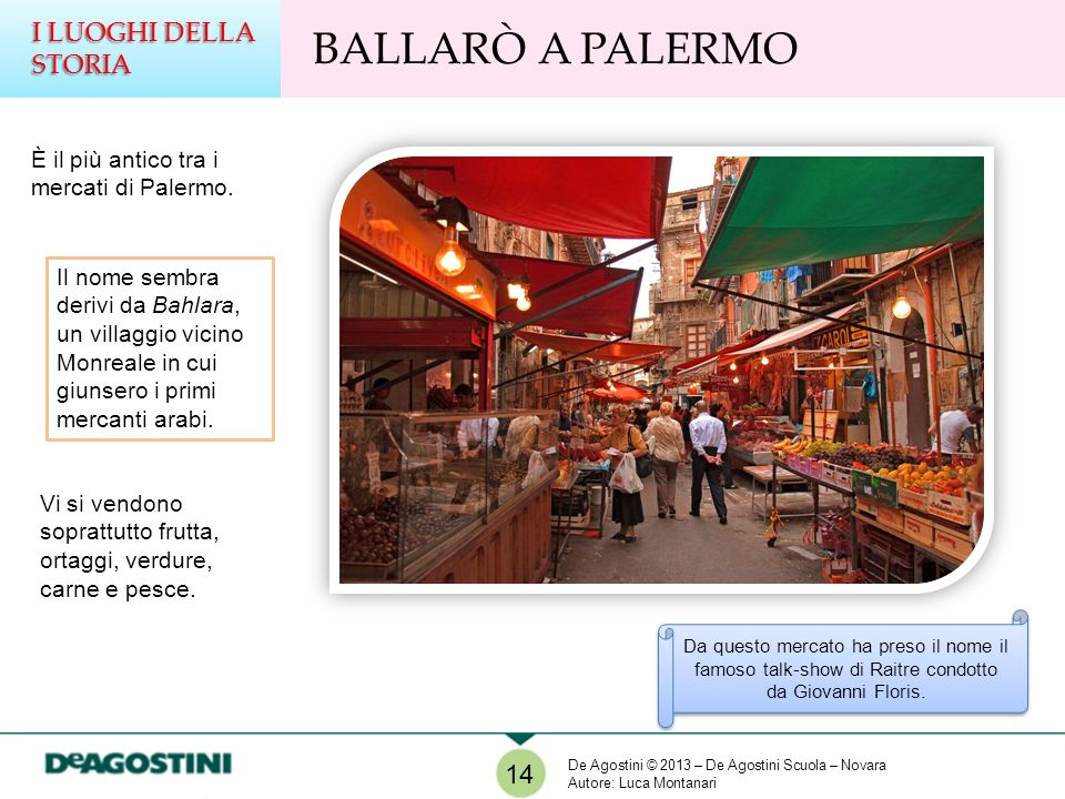 BALLARÒ A PALERMO I LUOGHI DELLA STORIA 14