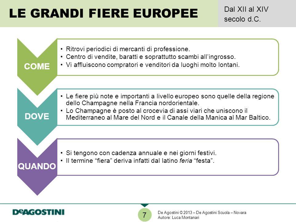 LE GRANDI FIERE EUROPEE