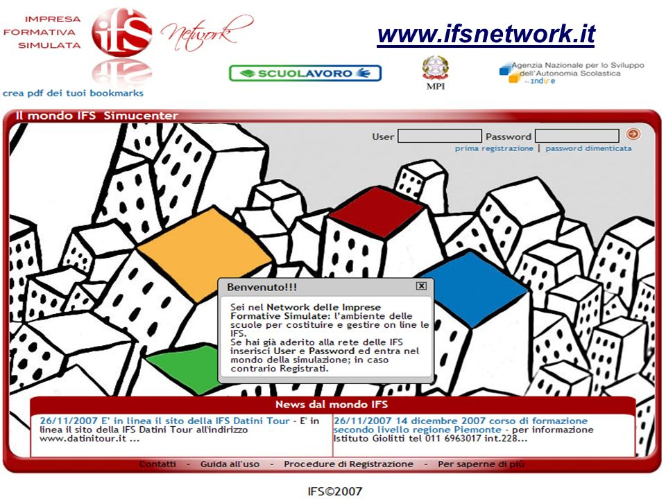 www.ifsnetwork.it