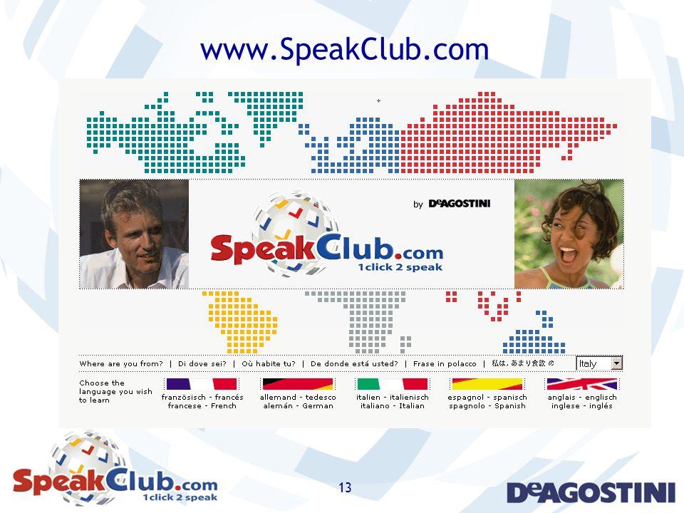 www.SpeakClub.com