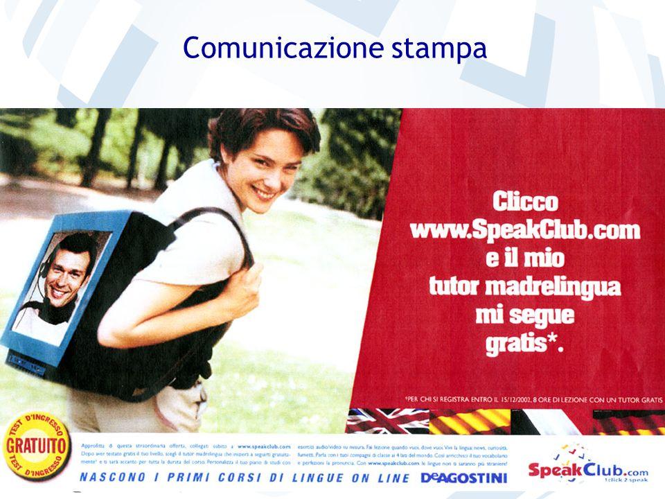 Comunicazione stampa