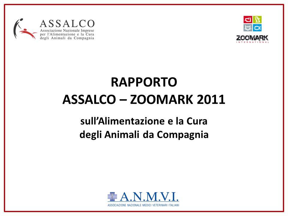 RAPPORTO ASSALCO – ZOOMARK 2011