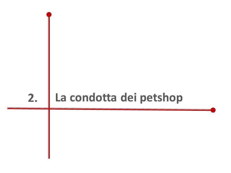 La condotta dei petshop