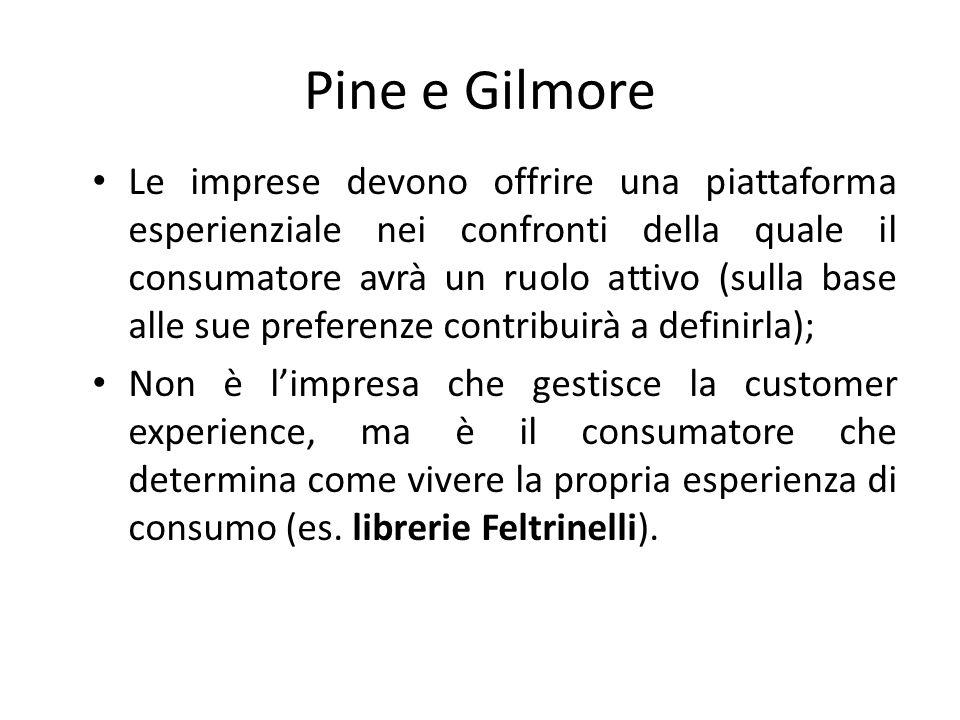 Pine e Gilmore