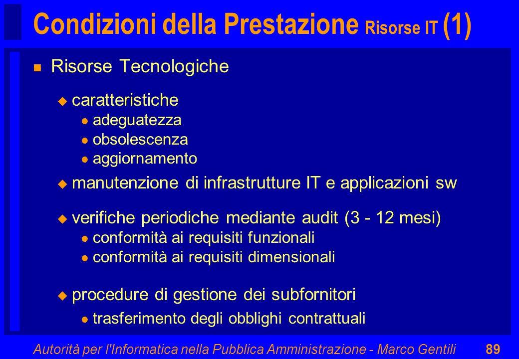 Condizioni della Prestazione Risorse IT (1)