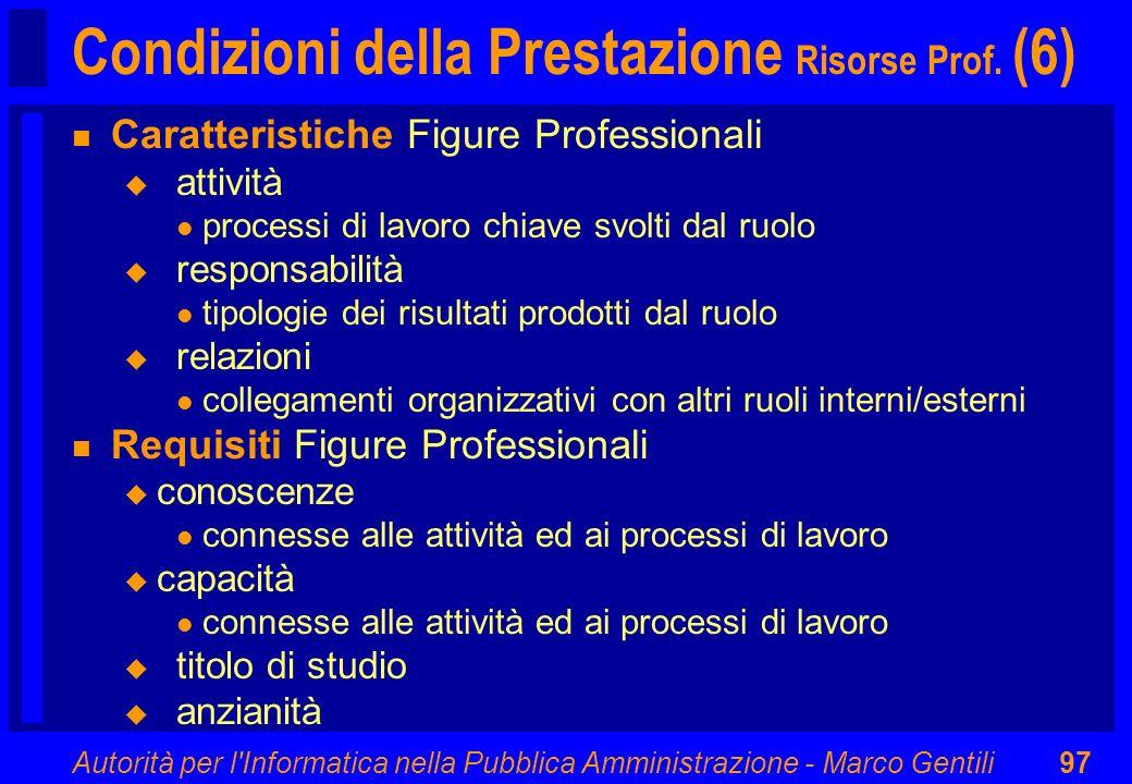 Condizioni della Prestazione Risorse Prof. (6)
