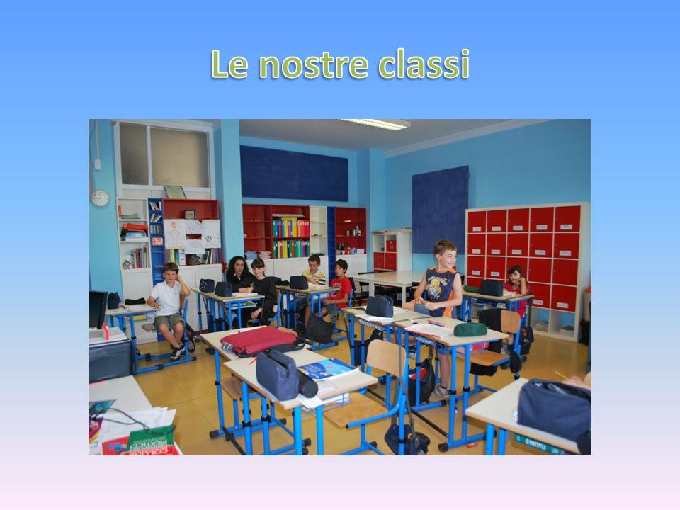 Le nostre classi