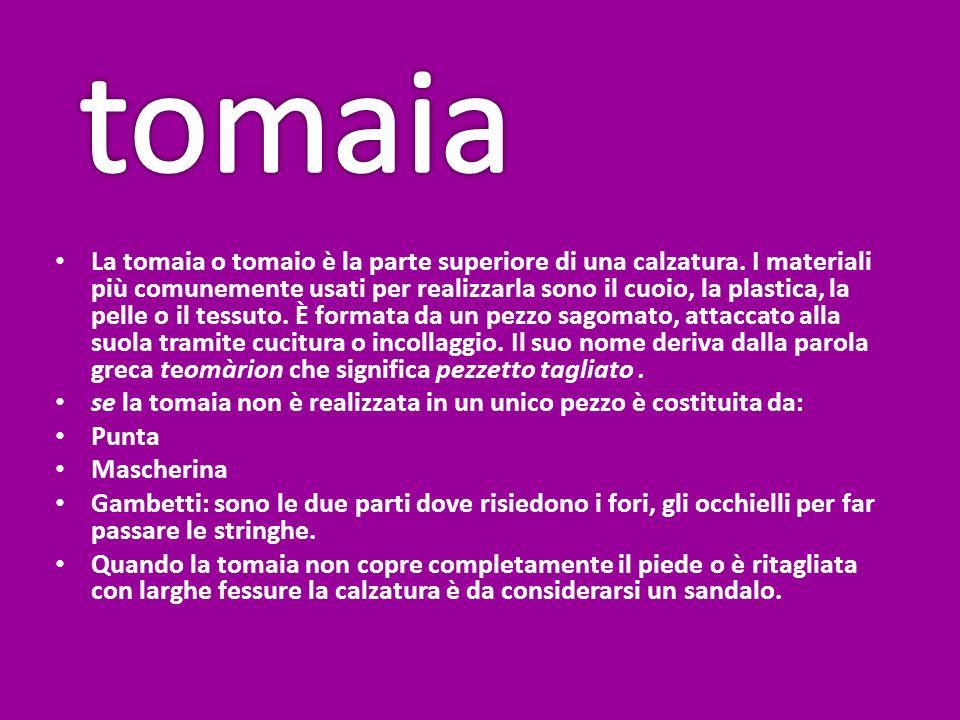 tomaia