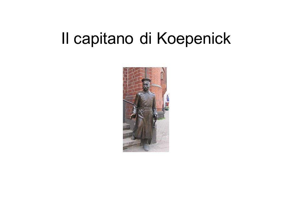 Il capitano di Koepenick