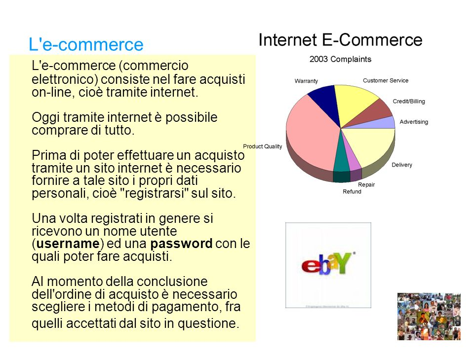 L e-commerce