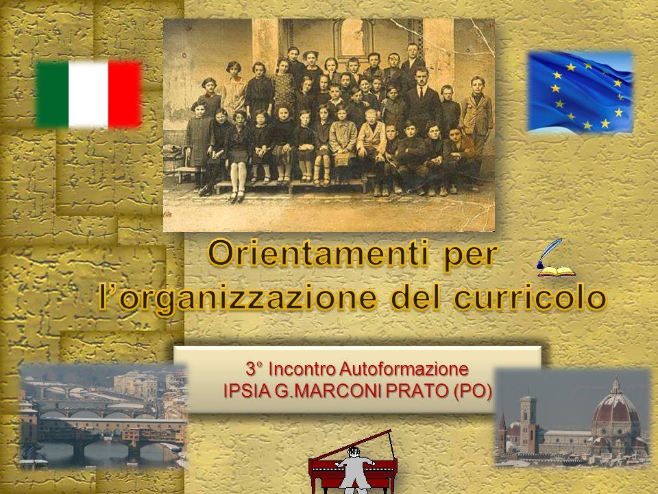 3° Incontro Autoformazione IPSIA G.MARCONI PRATO (PO)