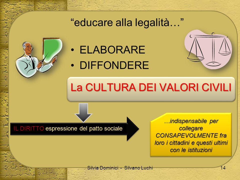 educare alla legalità…