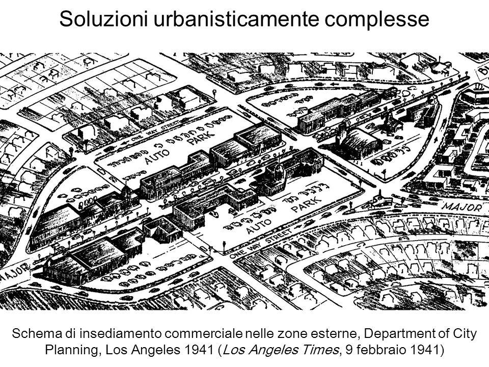 Soluzioni urbanisticamente complesse