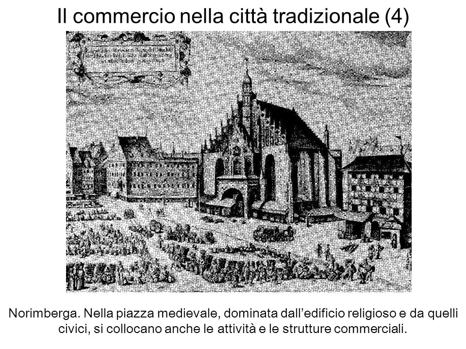Il commercio nella città tradizionale (4)