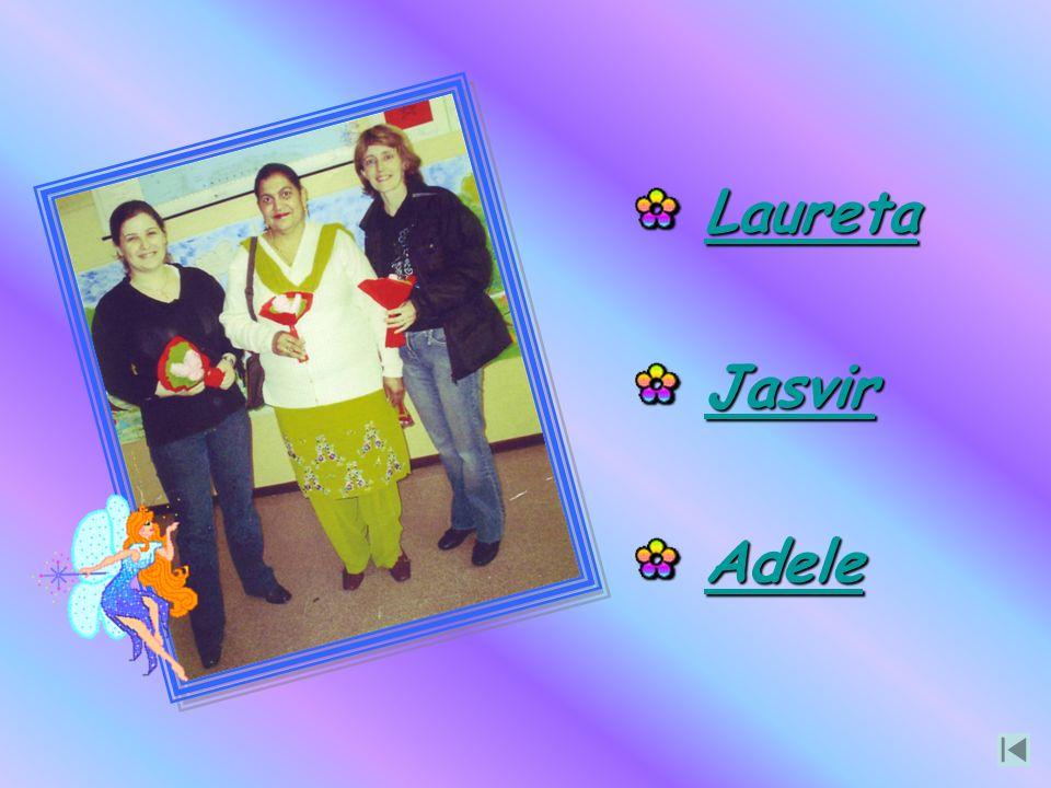Laureta Jasvir Adele