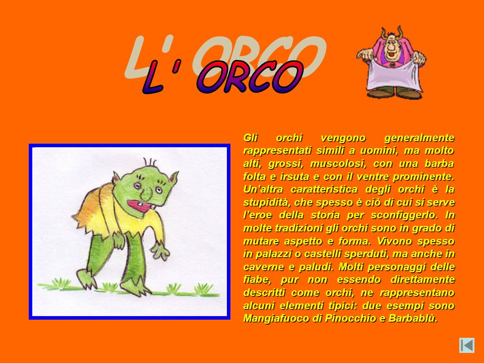 L ORCO