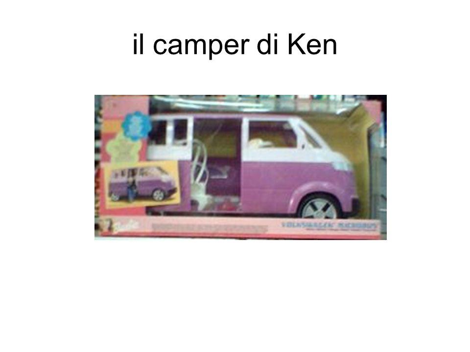 il camper di Ken