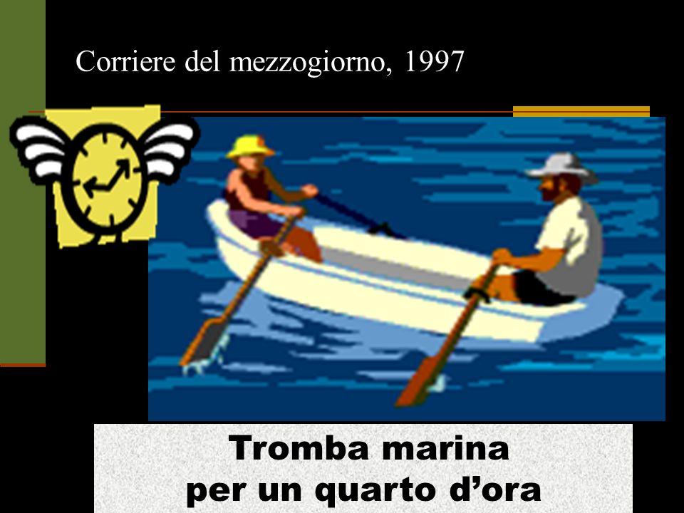 Corriere del mezzogiorno, 1997