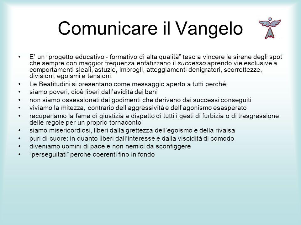 Comunicare il Vangelo