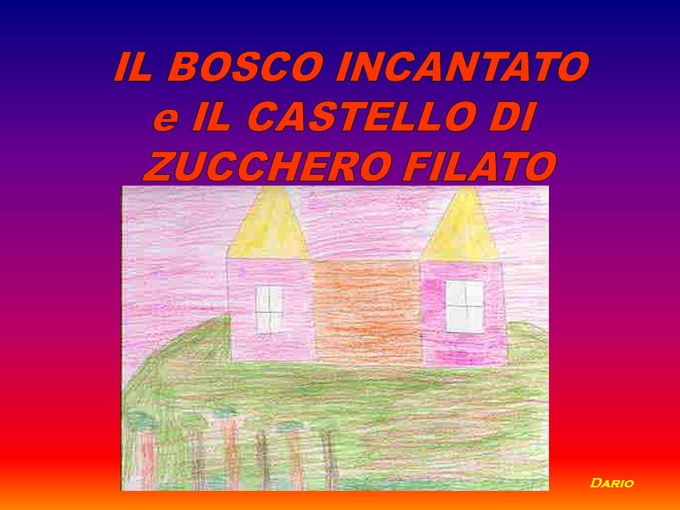 IL BOSCO INCANTATO e IL CASTELLO DI ZUCCHERO FILATO Dario
