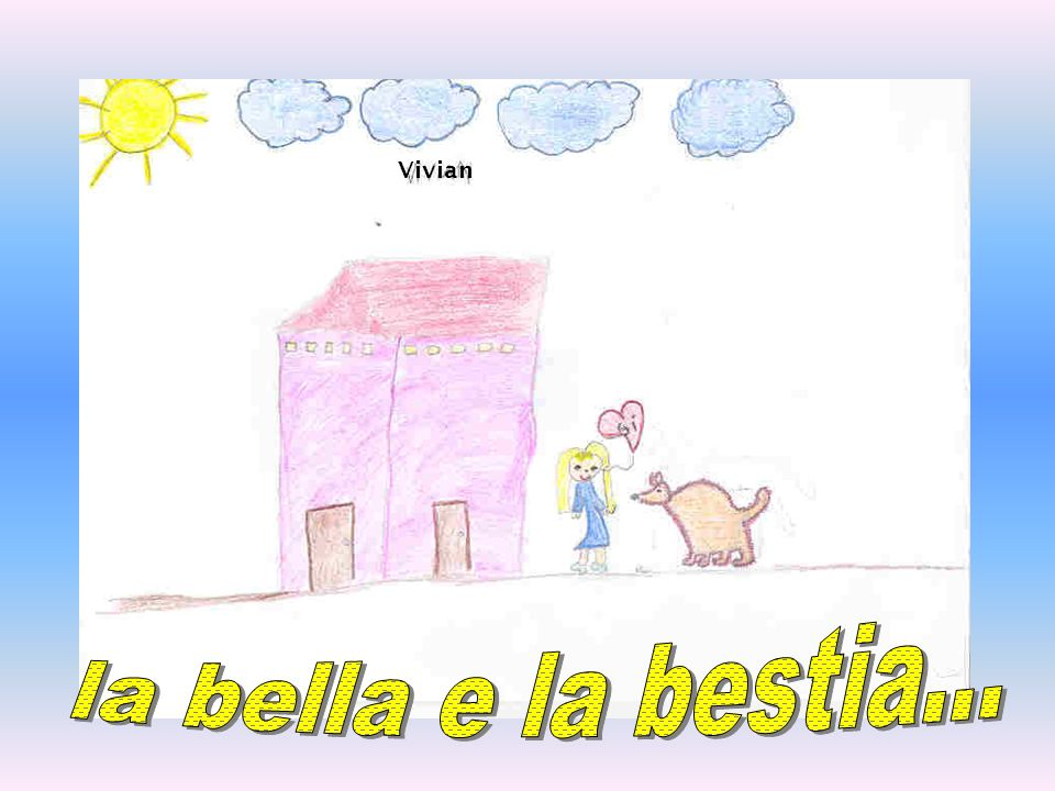 Vivian la bella e la bestia...