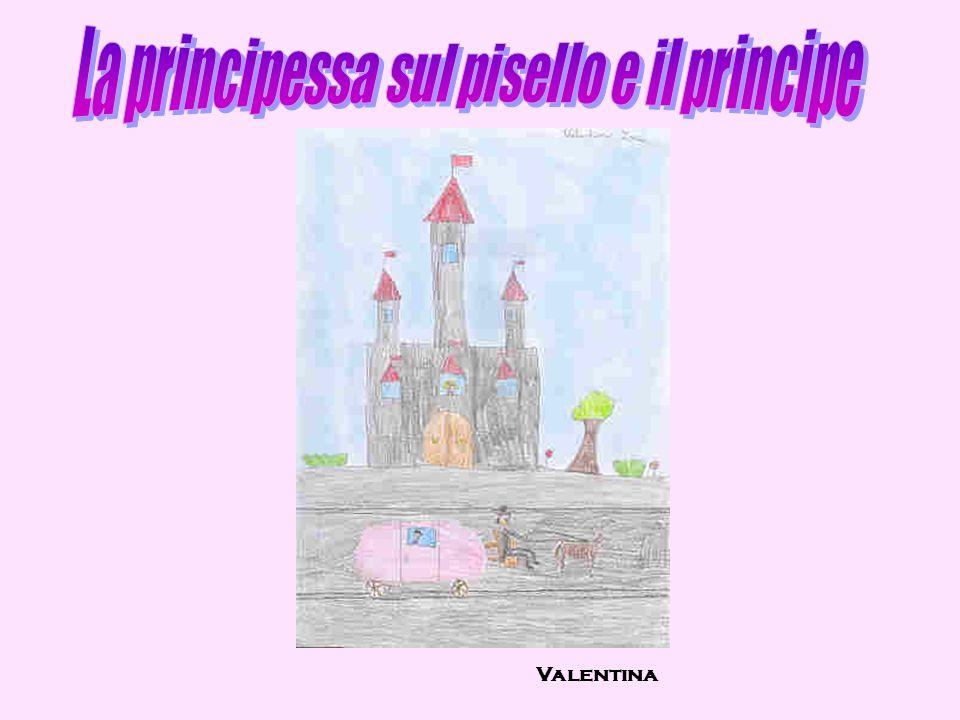 La principessa sul pisello e il principe