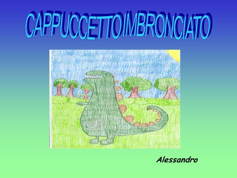 CAPPUCCETTO IMBRONCIATO