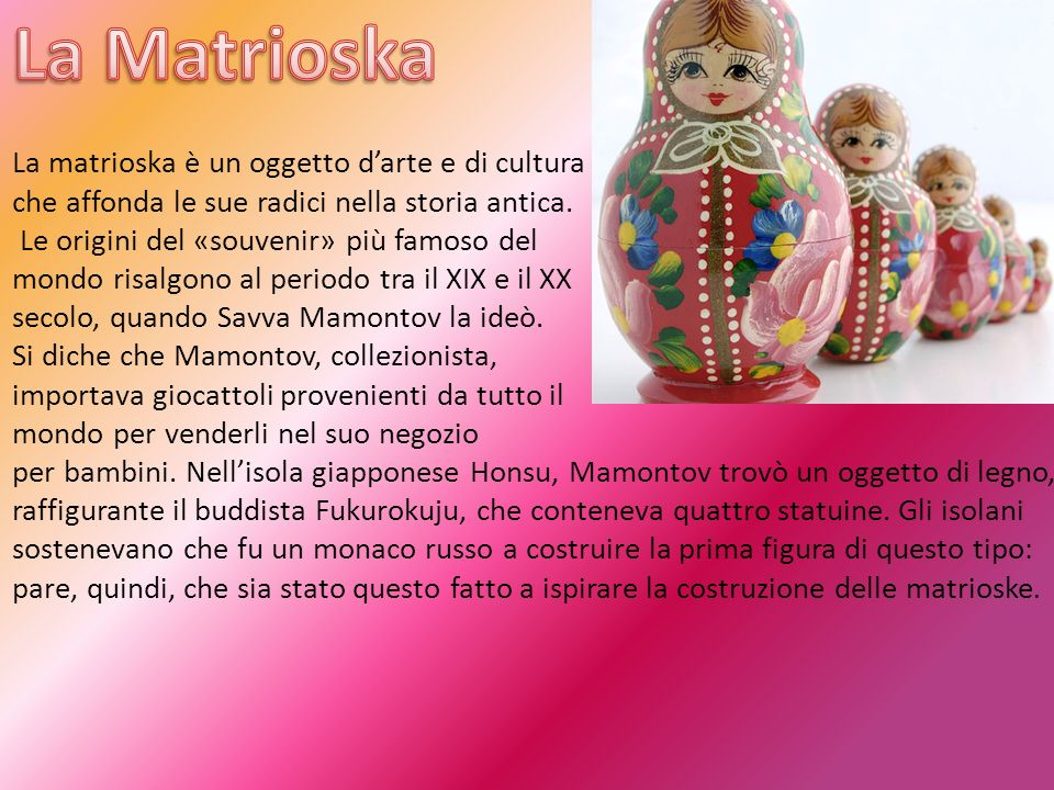 La Matrioska