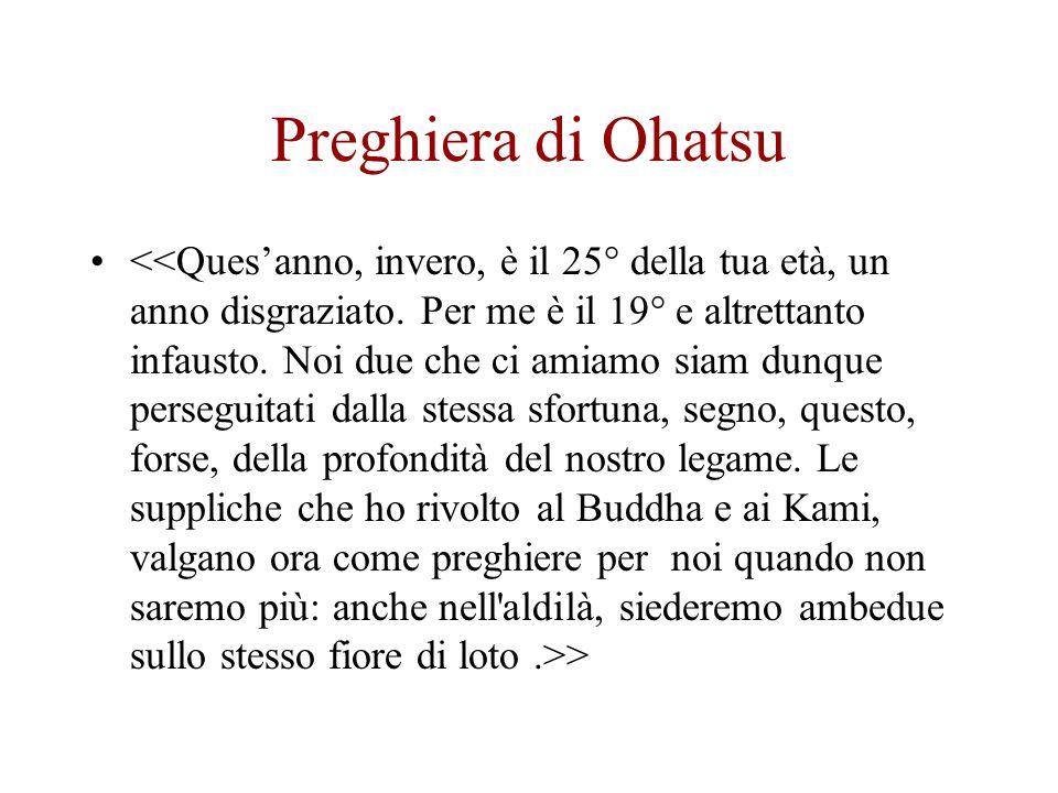 Preghiera di Ohatsu