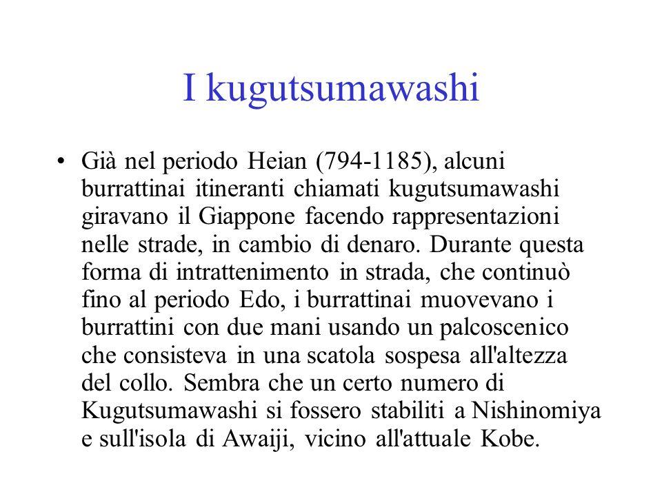 I kugutsumawashi