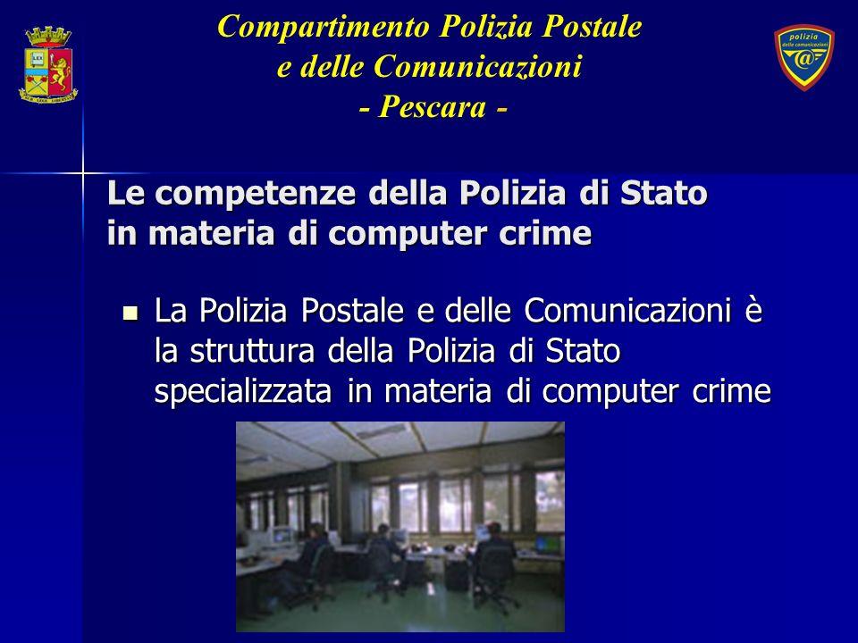 Le competenze della Polizia di Stato in materia di computer crime